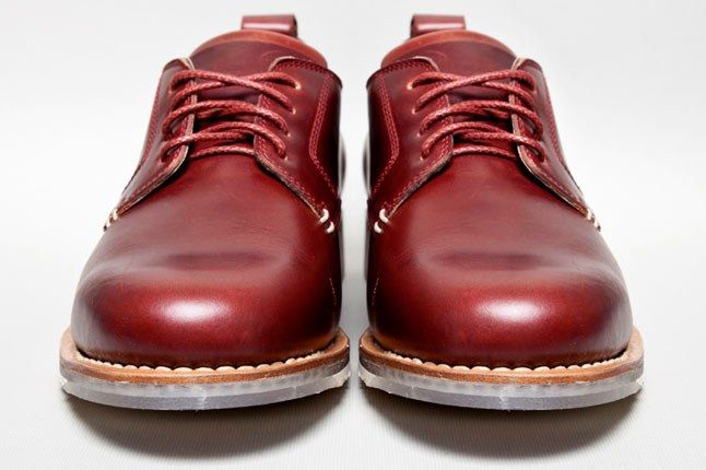 Feit Oxford Brown Front 11