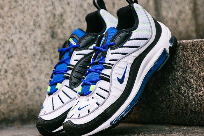 Nike Air Max 98 Racer Blue 1