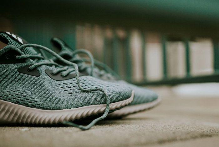 Adidas Alphabounce Trace Green 3