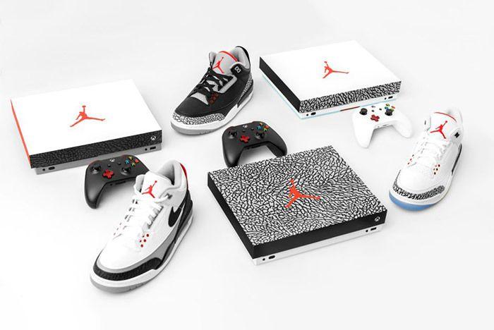 Xbox One Air Jordan 3 Sneaker Freaker