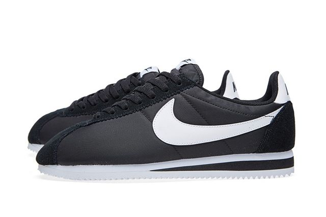 Nike Cortez Classic Black White 1