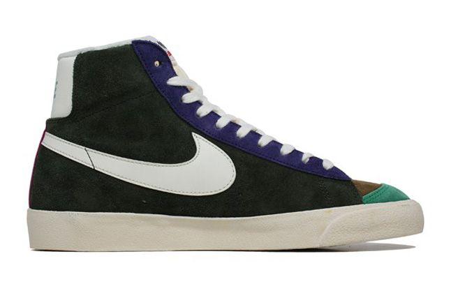 Nike Blazer Mid 77 Vintage Side 1