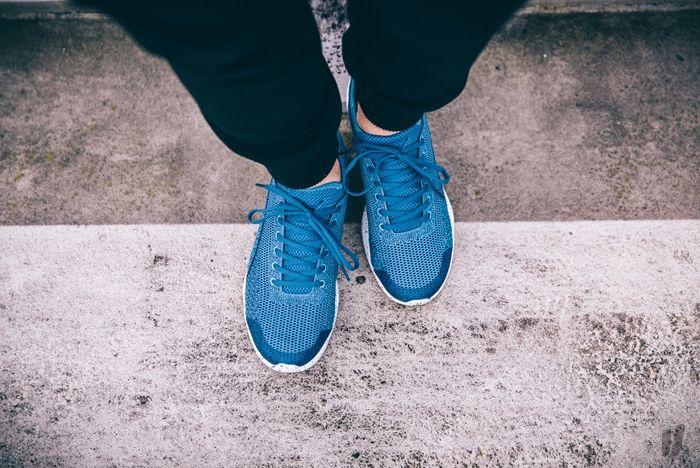 Puma Ignite Sock Woven Blue Heaven 2