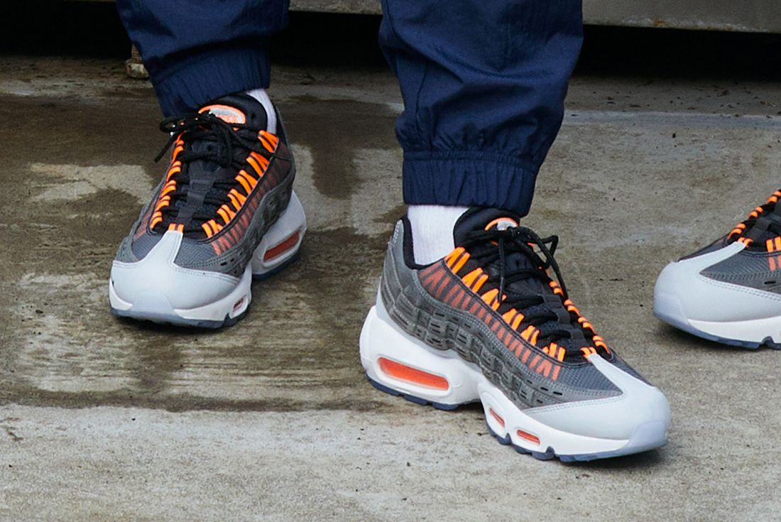 Where to Buy the Kim Jones x Nike Air Max 95s - Sneaker Freaker