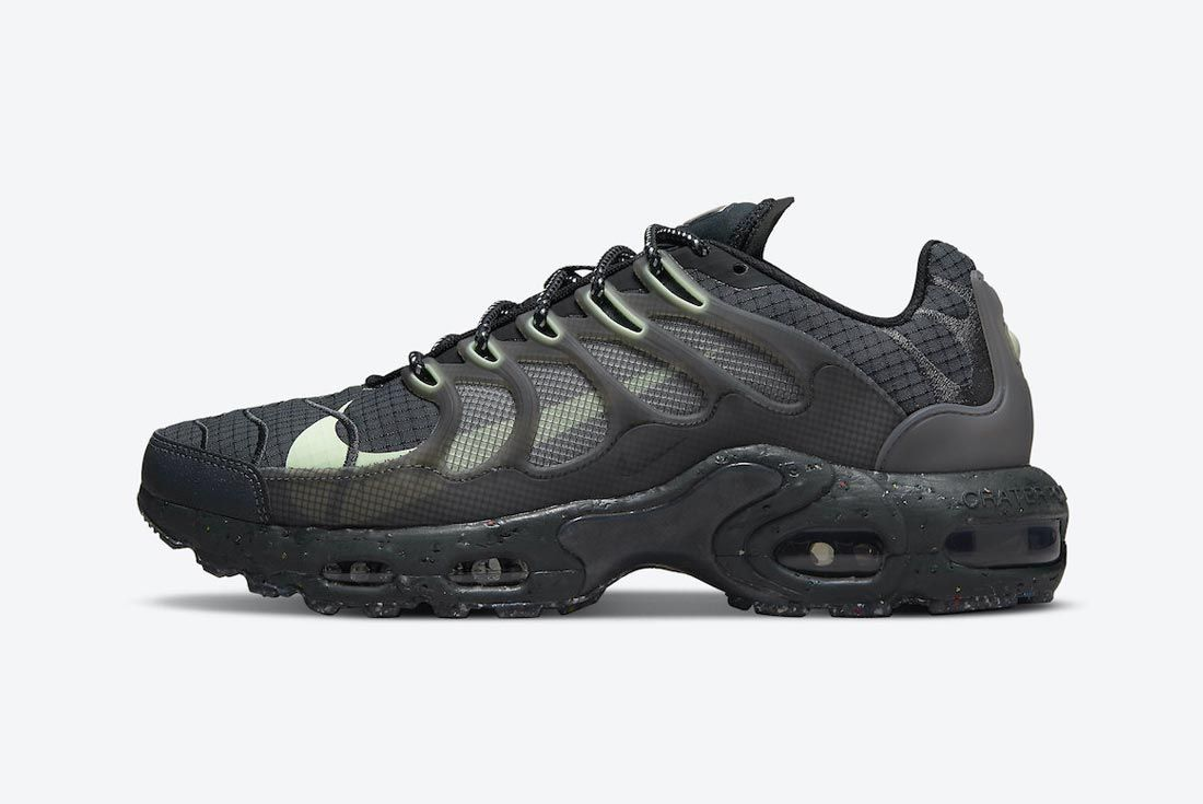Nike Air Max Terrascape Plus Black/Barely Volt