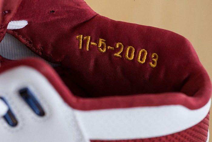 Nike Air Zoom Lebron Retro 1