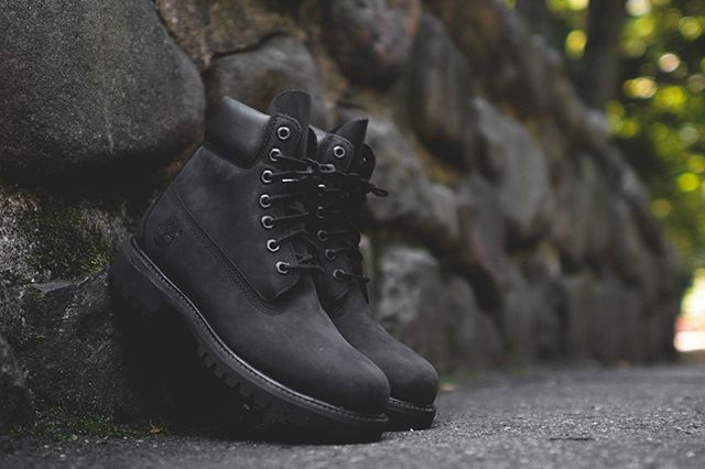 Timberland Boot Triple Black