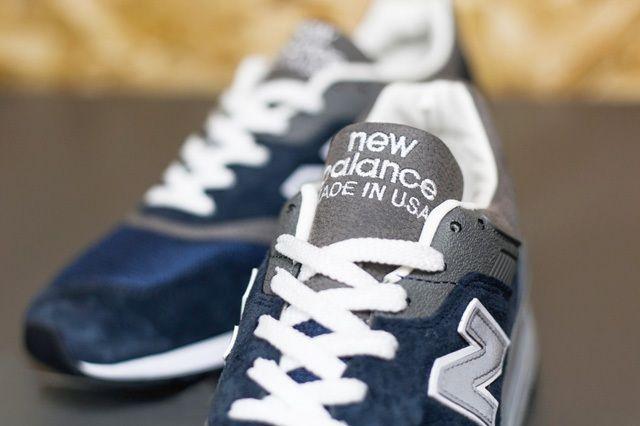 New Balance 997 Navy 3