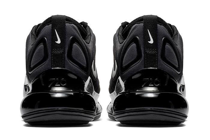 Nike Air Max 720 Triple Black 5