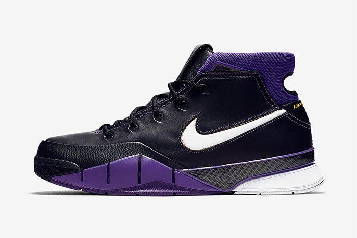 Nike Kobe 1 Protro Varsity Purple5