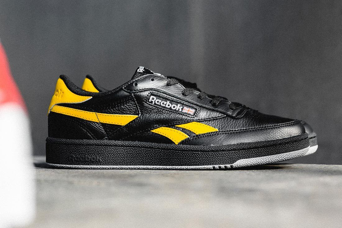 Reebok Classic And Revenge Release Date 1
