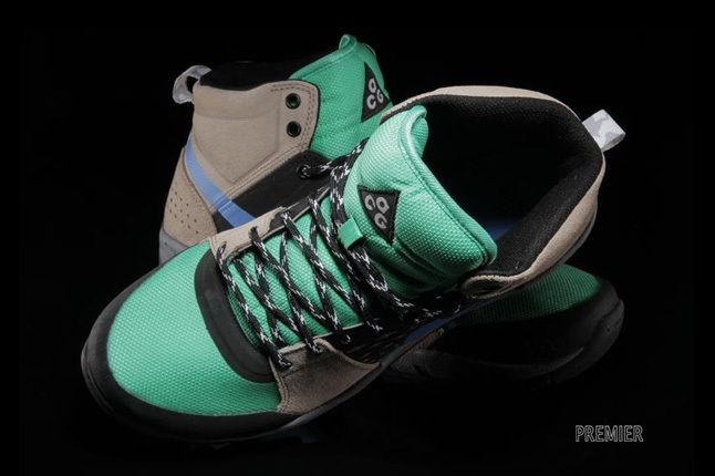 Nike Air Alder Mid Gamma Green Distance Blue 5