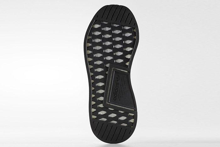 Adidas City Sock Nmd 2 Pearl Grey White 1