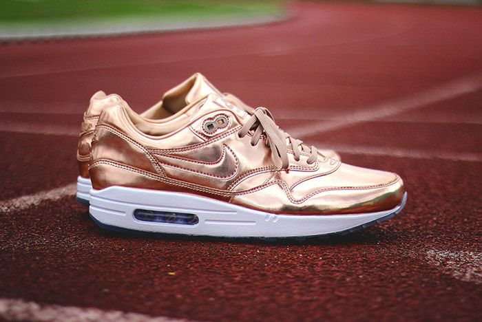 Nike Id Air Max 1 Olympic Medals Bronze 1