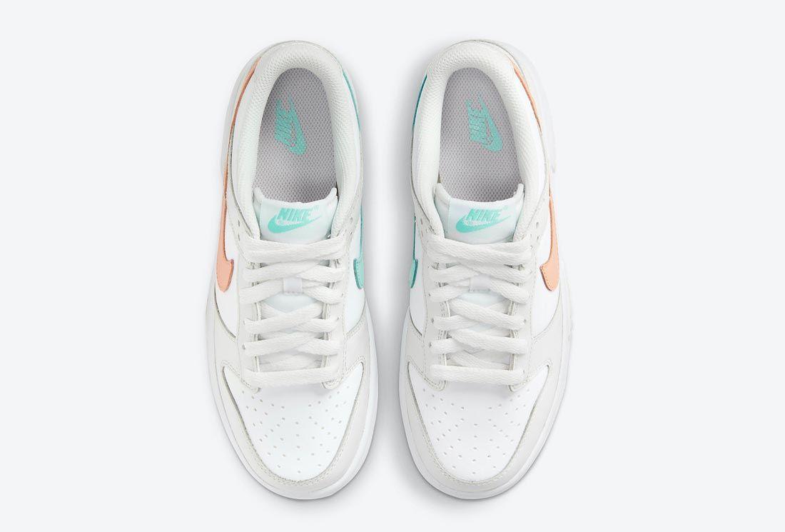 Nike Dunk Low GS 'Tropical Twist'