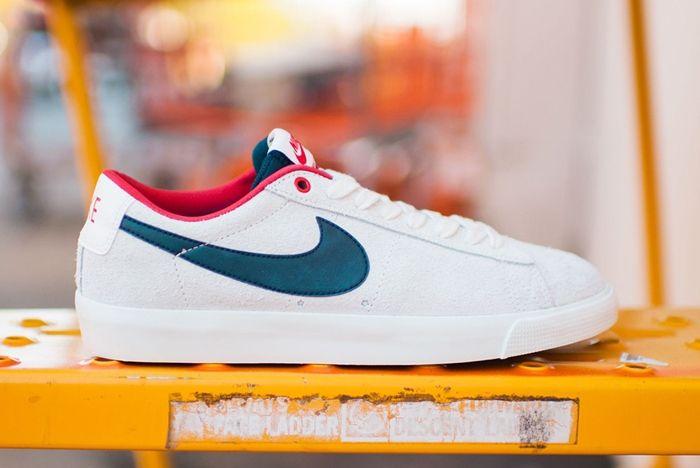 Nike Sb Grant Taylor Blazer Low 1
