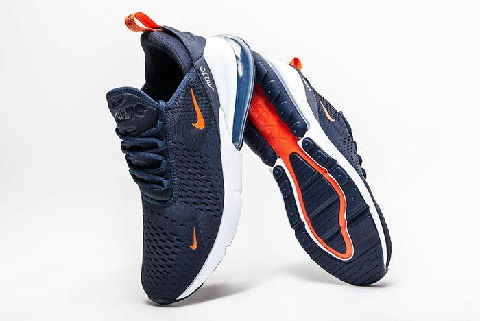 Nike Air Max 270 Blue Pair Shot