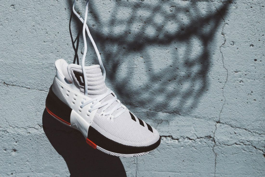 Adidas Dame 3 3