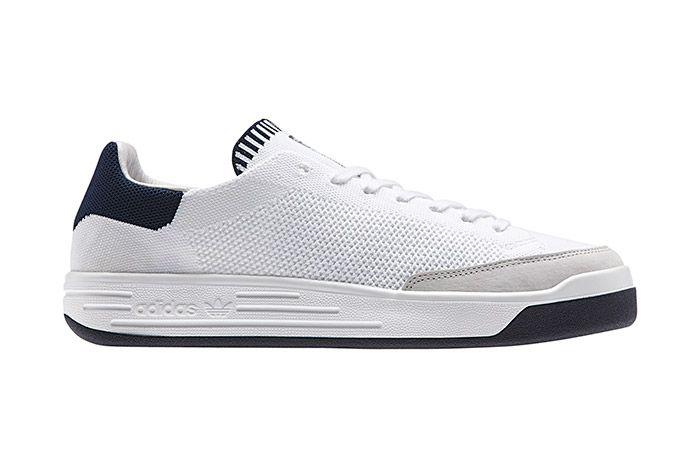Adidas Rod Laver Primeknit Pk White 1