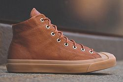 Converse Jack Purcell Jack Mid Brown 11
