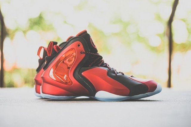 Nike Lil Lil Penny Posite University Red 7
