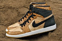 Jbf Customs Nike Air Jordan 1 Desert Storm Thumb