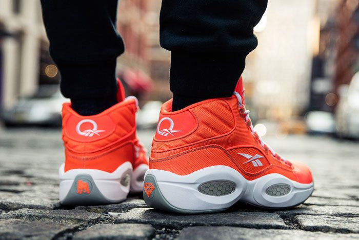 Reebok Question Mid Only The Strong Survive 9