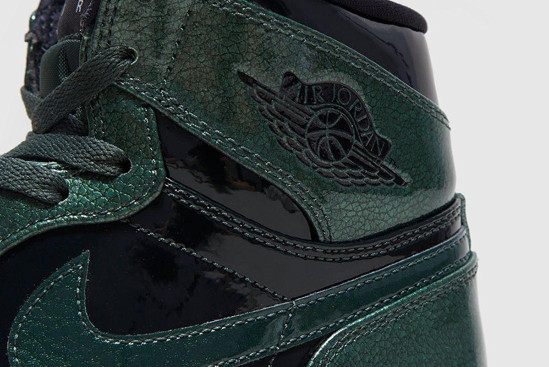Air Jordan 1 Grove Green 1