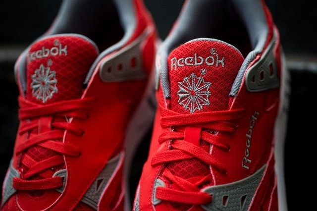 Reebok Sole Trainer China Red 6