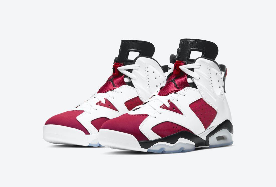 Air Jordan 6 'Carmine'