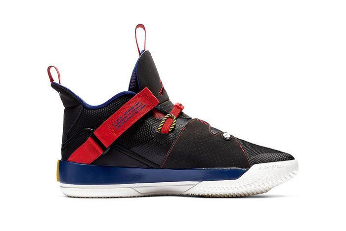 Air Jordan 33 Tech Official 3
