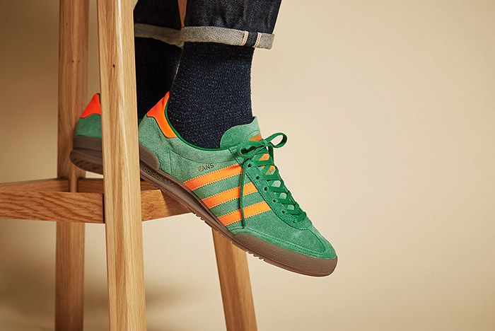 Adidas Jeans Green 2