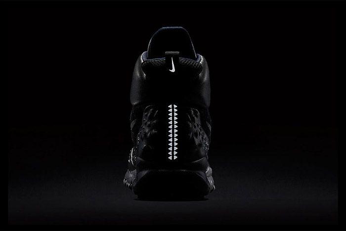 Nike Acg Lupenik Flyknit All Triple Black 2