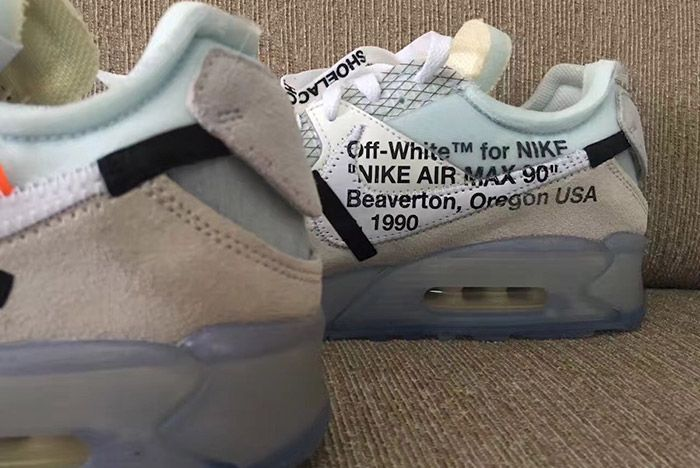 Off White Nike Air Max 90 3