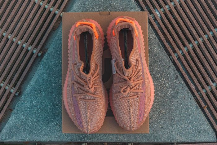 Sneak Peek Adidas Yeezy Boost 350 Clay Top