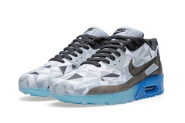 Nike Air Max 90 Ice Wolf Grey Anthractie 5
