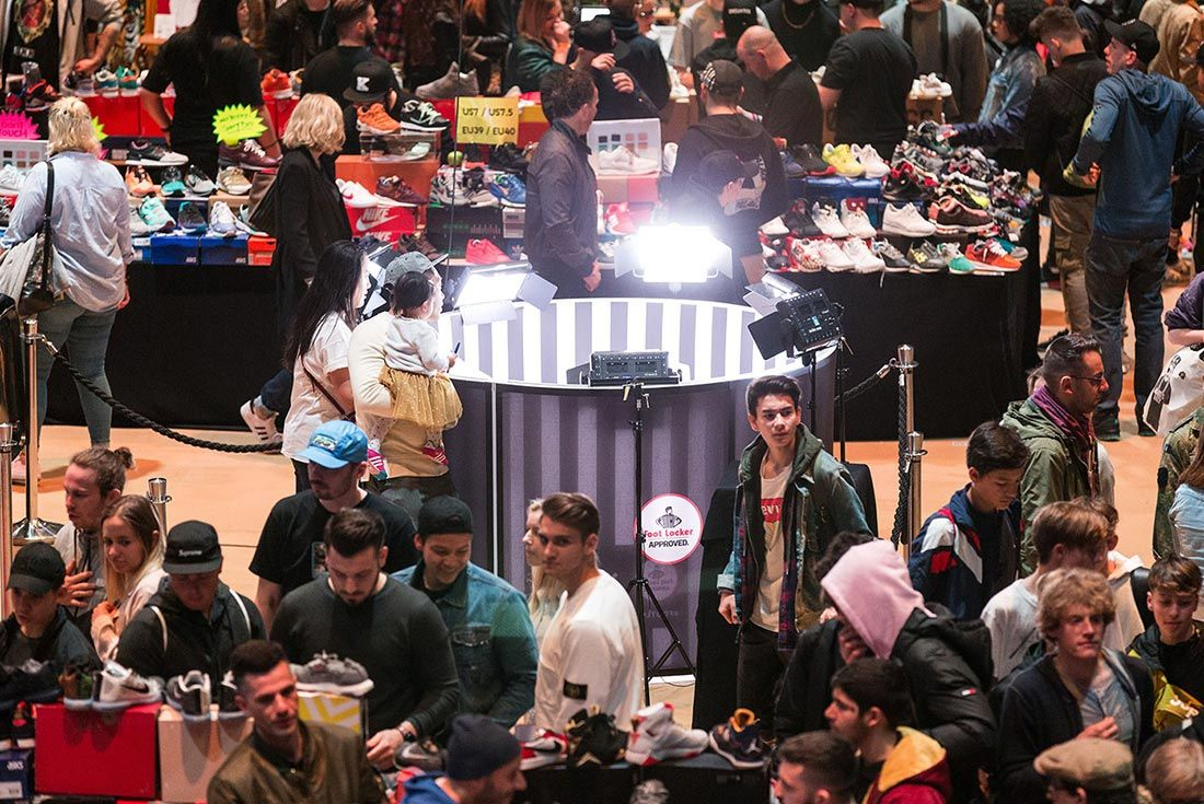 Sneakerness Even Recap People From Above