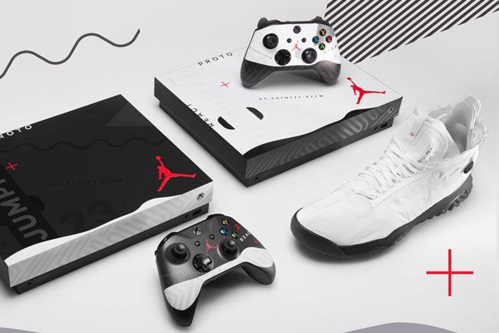 Microsoft Air Jordan Proto React