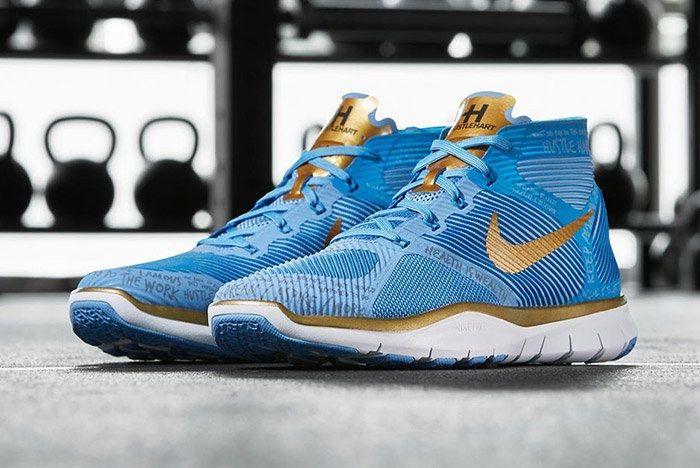 Nike Free Train Instinct Hart Blue 1
