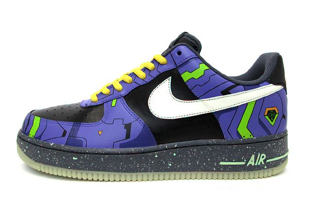 Provisional Archivo Patatas  Sekure D Air Force 1 (Evangelion) - Sneaker Freaker
