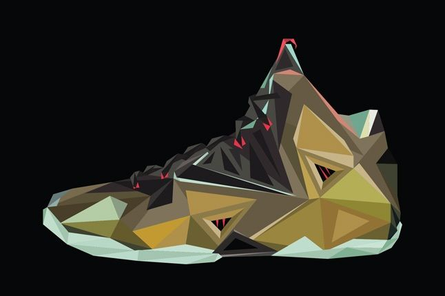 Lebron James A Decade In The Making Lbj 11 2