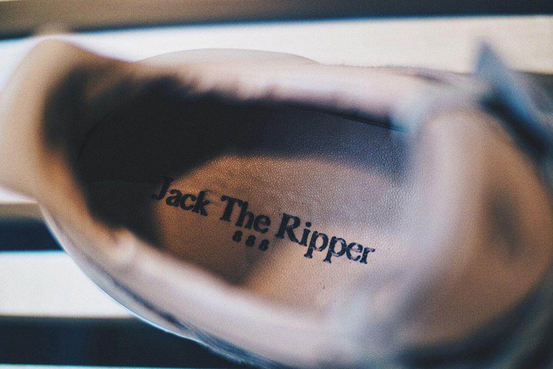Adidas Ultra Boost Custom Jack The Ripper Tan Leather 6