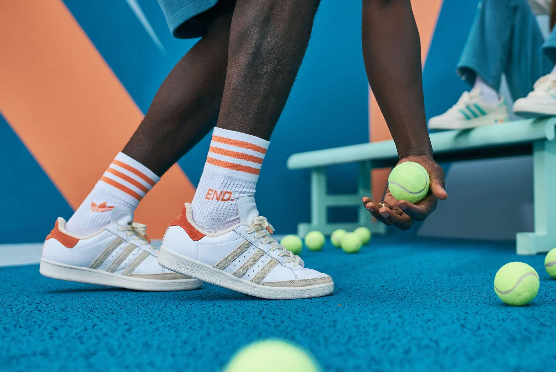 END. x adidas 'Tennis Club' Collection
