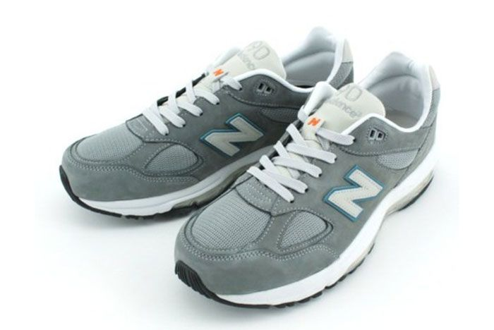 New Balance 990 Ex Beams Top Angle