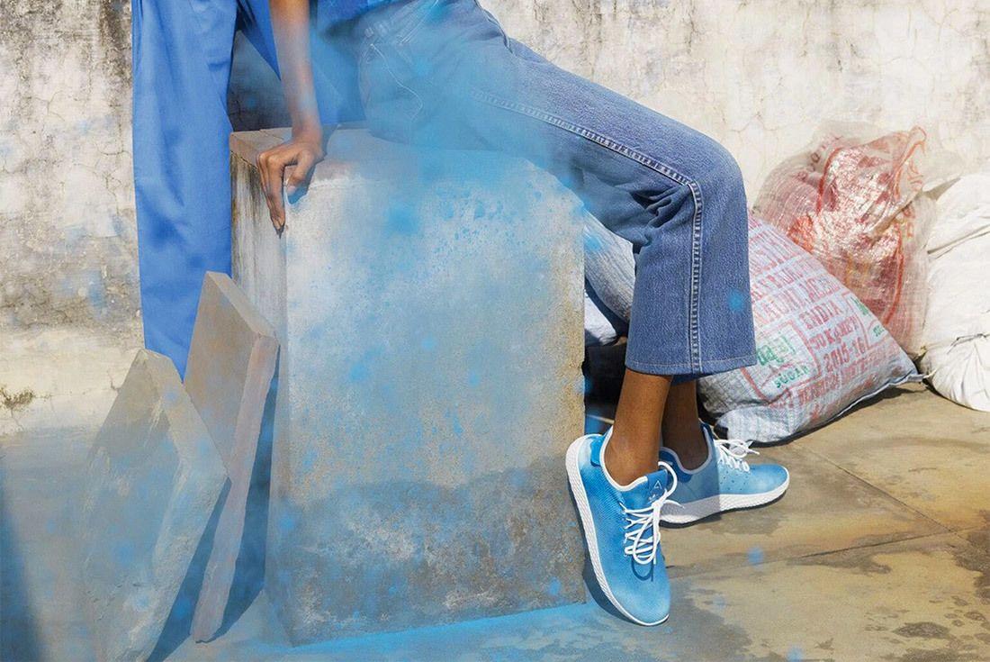 Pharrell Williams Adidas Tennis Hu Holi 2