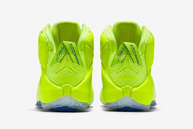 Nike Lebron 12 Tennis Ball3