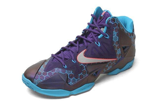 Nike Lebron 11 Xdr Summit Lake Hornets 4