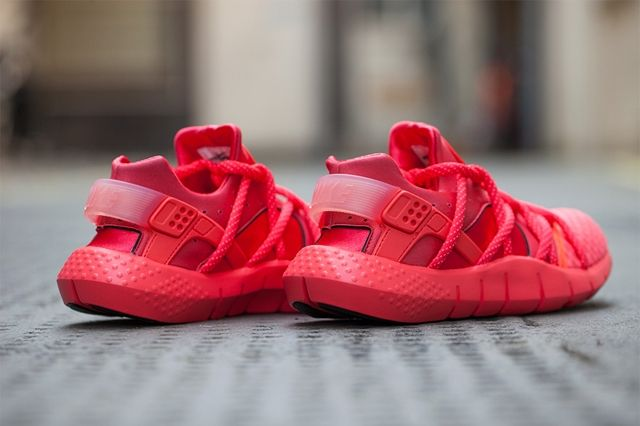 Nike Huarache Nm All Red Bumper 1