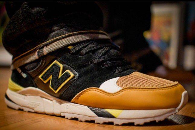 New Balance Sneaker Freaker Skippy 1