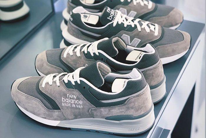New Balance 997 Alternate Grey Pack